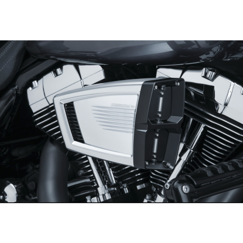 Küryakyn Hypercharger ES Twin Cam 1-17, Softail, Dyna, Touring (Select colour)