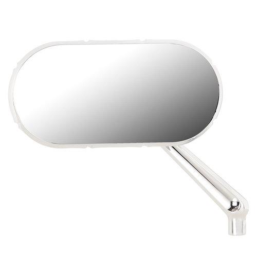 Arlen Ness Deep Cut Mirror Chrome - Left