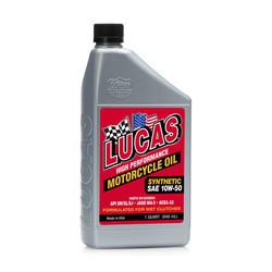 10W50 synthetische motorolie