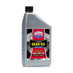 V-TWIN GEAR oil 75W-140 synthetic