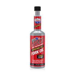 synthetic fork oil 5W, LIGHT