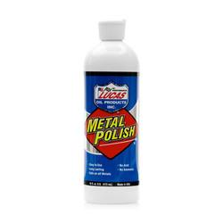 Metaal polijst