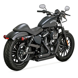 "ShortShot Staggered for Harley Davidson 2 1/2 ""XL 14-20"