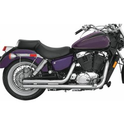 Honda 1100 Ace uitlaat Fat Stakkers