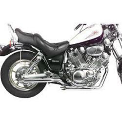 Yamaha Virago 700/1000/1100 Auspuff Staggered Slash Cut