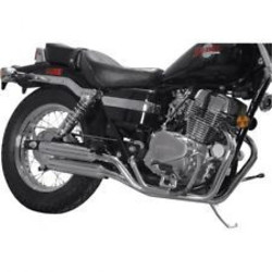 Honda VT 700/750 Exhaust Staggered Slash Cut