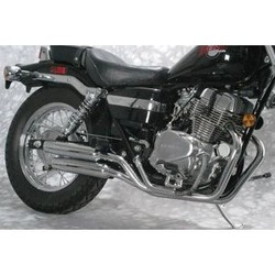 Honda VT 700/750 Uitlaat Staggered Taper Tip