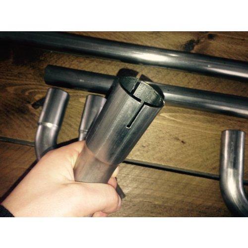 51MM Stahl Auspuff Teile (Wählen Sie Ihre Stücke)
