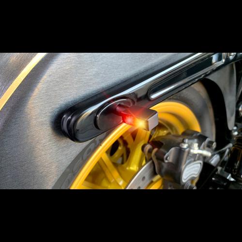 Heinz Bikes BLOKK-line MICRO SMD knipperlicht 3in1