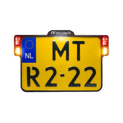 All-In-One 2.0 Licence Plate Holder Multifit