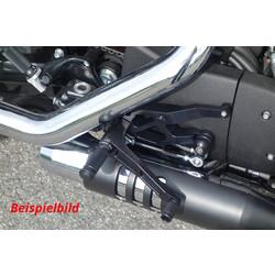 H-D Sportster 14-16 Rear Set Black