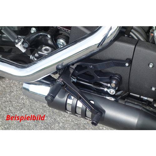 LSL H-D Sportster 14-16 Remschakelset Black