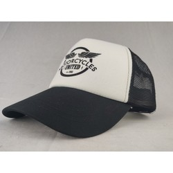 Motorcycles United Mesh Cap