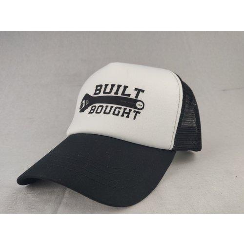 MCU Built Not Bought Mesh Cap