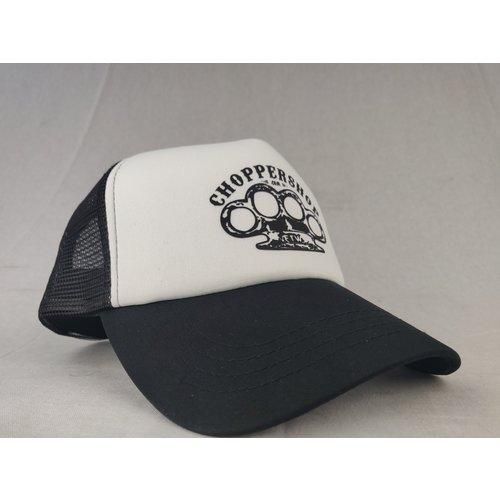 MCU Brass Knuckles FTW Choppershop Mesh Cap