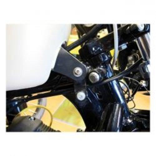 "2 ""Tanklift Kit voor 95-21 Harley XL Sportster"