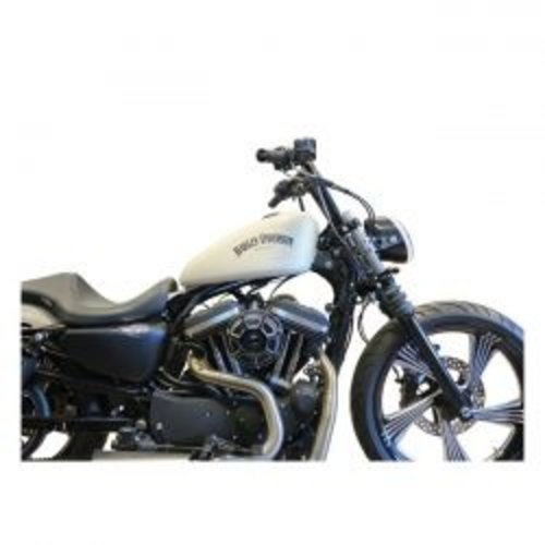 """MCS Élévateur de réservoir 2 """"pour Harley 95-17 XL"""