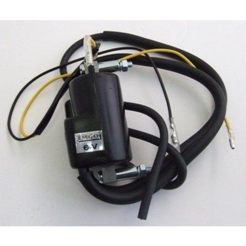 Emgo Bobine d'allumage 6V avec double câble
