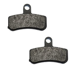 Pair of Front Brake Pads for > 11-14 Softail and 12-17 Dyna
