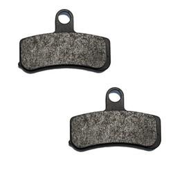 Paar Vorderrad Bremsbeläge für > 11-14 Softail und 12-17 Dyna
