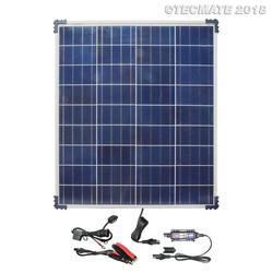 12V Solarmodul Ladegerät & Überwachungssystem