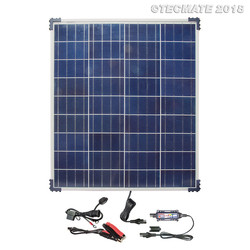 SOLAR 12V CHARGE & MONITOR SYSTEM