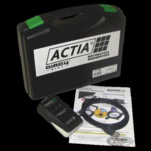 Actia CZ DIAG-4 Motor Serial Diagnoses & Tuning