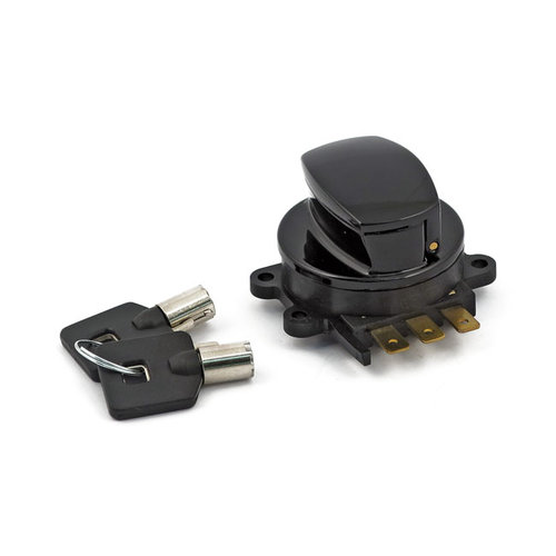MCS Ignition Switch Side Hinge H-D Softail 96-10 FXDWG 93-05 FLHR 94-13