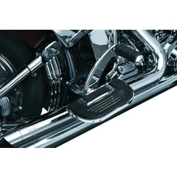 Suzuki C1500 Floorboards Kit for Driver or Passenger Chrome