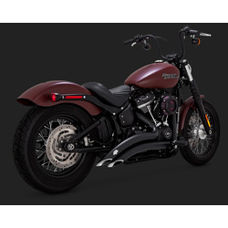 Big Radius 2-2 Exhaust System for 18-20 Softail