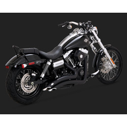 Big Radius 2-2 Black voor 06-17 Dyna