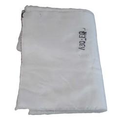 Coussin en fibre de verre laine 38cm x 34cm x 1cm d'épaisseur