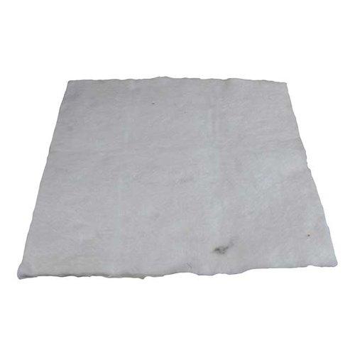 Vance & Hines Coussin en fibre de verre laine 38cm x 34cm x 1cm d'épaisseur