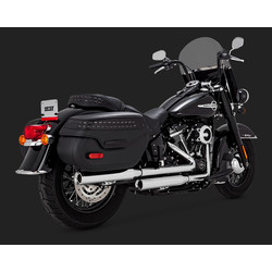 Eliminator 300 Slip-ons Chrome for Softail 2018 - 2020