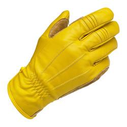 Werkhandschoenen stijl goud