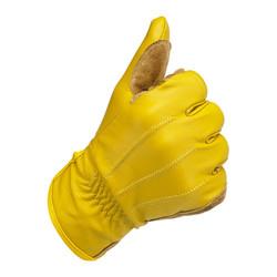 Work gloves gold