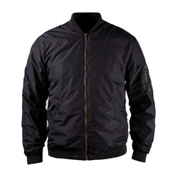 Flight Jacket Noir