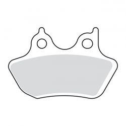 Brake Pads (Front/Rear) Sintered for Fits: > 00-07 B.T / 00-03 XL / 02-05 V-ROD