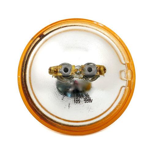 4,5 inch Amber Lamp Unit 12 Volt