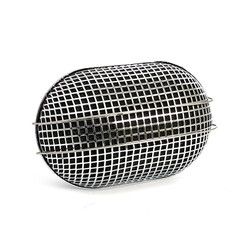 Mesh Breather Style Air Cleaner Assembly, Oval