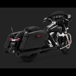 Eliminator 400 Slip-on Muffler Black Touring 95-16