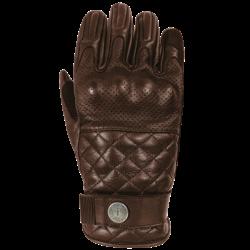 Handschoen Tracker met XTM Bruin