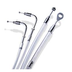 câble de gaz platine 81-89 B.T. / 81-87 XL