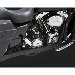 Dresser Duals Ceramic Crossover Black for Touring 95-08