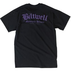 Old English Pocket T-Shirt Black