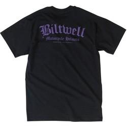Old English Pocket T-Shirt Noir