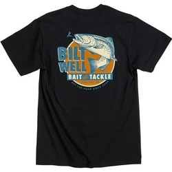 Bait Pocket T-shirt - Zwart