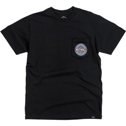 Best Dome Pocket T-shirt zwart