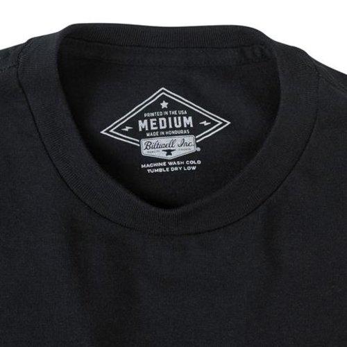 Biltwell Hot Doggin 'LS shirt - zwart