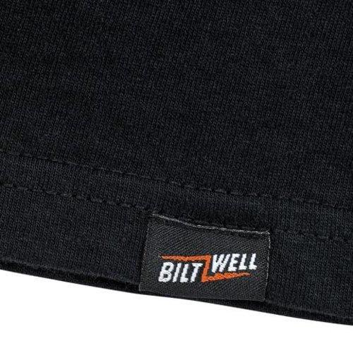 Biltwell Hot Doggin' LS Shirt - Black
